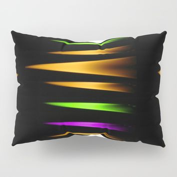 I Am On Fire Pillow Sham by Pepita Selles