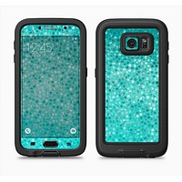 The Turquoise Mosaic Tiled Full Body Samsung Galaxy S6 LifeProof Fre Case Skin Kit