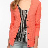 Urban Outfitters - BDG Drop Stitch Classic Cardigan