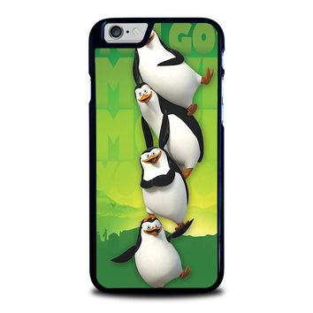 THE PENGUINS OF MADAGASKAR all character iPhone 6 / 6S Case Cover
