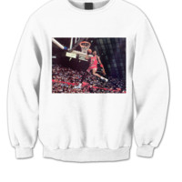 MICHAEL JORDAN SWEATSHIRT DUNK BASKETBALL SHIRTS NBA CELEBRITY T-SHIRT BIRTHDAY GIFTS CHEAP SHIRTS CELEBRITY SHIRTS GRAPHIC TEES CHEAP SHIRTS