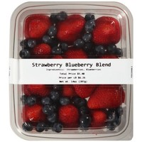 Strawberry Blueberry Blend, 14 oz - Walmart.com