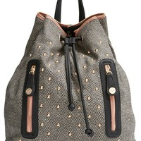 Women's pretty ships 'Aberdeen' Studded Backpack