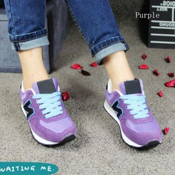 ONETOW new balance running shoes leisure shoes gump sneakers lovers shoes n words