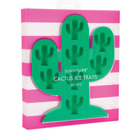 Cactus Ice Trays - 2 Set