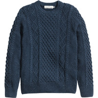 H&M - Cable-knit Sweater