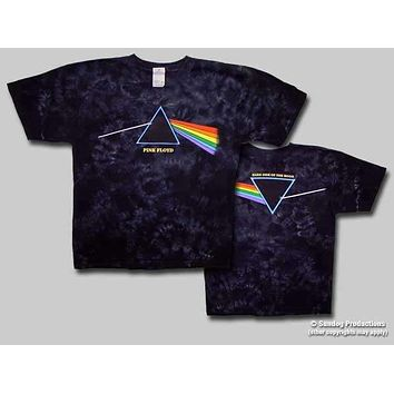 Darkside Of The Moon (Tie Dye) Pink Floyd