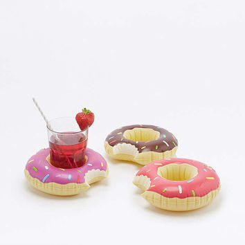 Donut Drink Holder Pool Float Set - Urban Outfitters