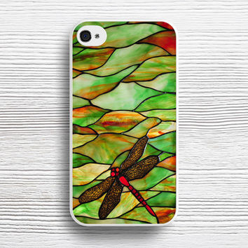 Tiffany Dragonfly Style Stained Glass case iPhone 4s 5s 5c 6s 6 Plus Cases, Samsung Case, iPod 4 5 6 case, HTC case, Sony Xperia case, LG case, Nexus case, iPad case