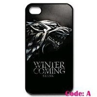 Game Of Thrones Iphone 5 Case Cover New Design,best Iphone Case diycellphone Store