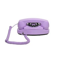 Purple 50's Cord Phone