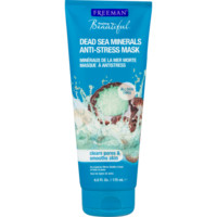 Freeman Dead Sea Minerals Facial Anti-Stress Mask, 6 Ounce - Walmart.com