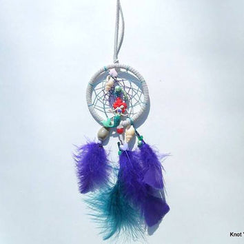 Ariel car dream catcher