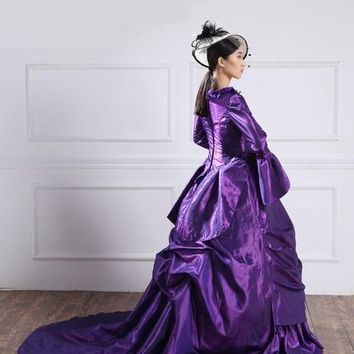 Dresses  Renaissance Medieval Gothic Victorian Cosplay Costumes Gowns