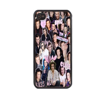 Harry Styles Collage Phone Case
