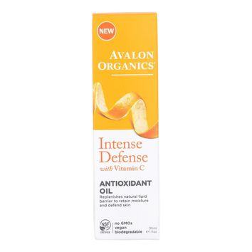 Avalon Intense Defense - Antioxidant Oil - Case Of 1 - 1 Oz.