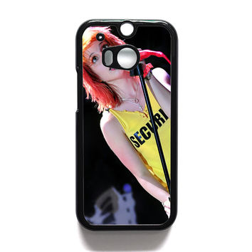 Hayley Williams Paramore Singer HTC One | M8 Case