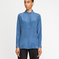 Just Female May Silk Shirt