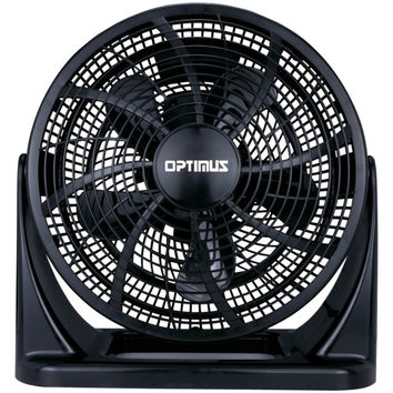 "Optimus Turbo High Performance Air Circulator (12"")"