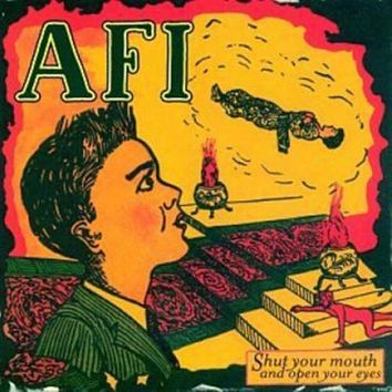 Shut Your Mouth and Open Your Eyes - AFI - (Colored Vinyl, Limited Edition) (Vinyl)