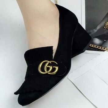 GUCCI tide brand fashion trendy high-heeled shoes F-SMPS-GX
