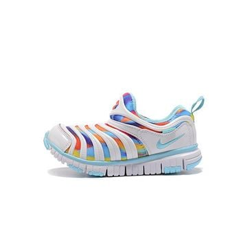 NIKE DYNAMO FOR KID Colorful Running Shoes