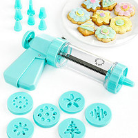 Martha Stewart Collection Cookie & Icing Gun Set