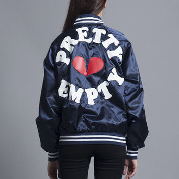 Pretty Empty Bomber Jacket