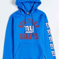 Junk Food New York Giants Hooded Sweatshirt
