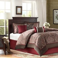 Madison Park Preston 7-pc. Comforter Set - Queen
