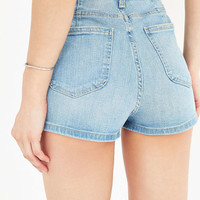BDG Four-Pocket Pin-Up Short - Charlie - Urban Outfitters