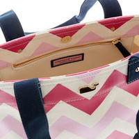 Totes and Bags: Tied to a Cause Chevron Deck Tote for Women