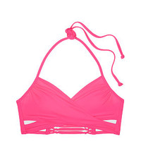 Knotted Back Body Wrap - PINK - Victoria's Secret