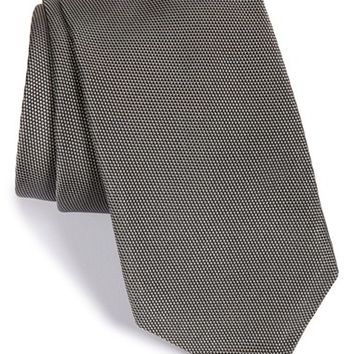 Men's Todd Snyder White Label Solid Silk Tie