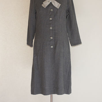 50s Dress / R & K Originals Day Dress