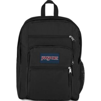 JanSport - Big Student Black Backpack