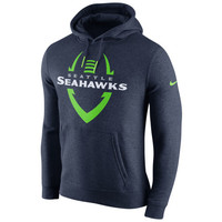 Seattle Seahawks NFL Icon Club Hoodie
