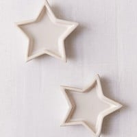 Star Ceramic Catch-All Dish | Urban Outfitters