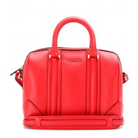 givenchy - lucrezia mini leather bowling bag