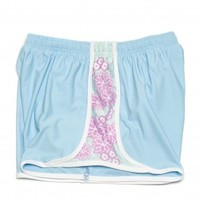 Wildflower (Blue) | Krass & Co. — High-end Athletic Wear