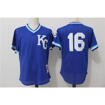 finest selection 43f75 85b57 Shop Mitchell And Ness Batting Practice Jersey on Wanelo