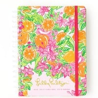 Lilly Pulitzer 2014-2015 Agenda - Peelin' Out, Large