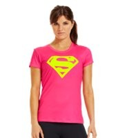 Under Armour Women's Under Armour Alter Ego Supergirl Fitted T-Shirt