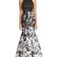 AQUATwo-Piece Floral Skirt Gown - 100% Exclusive