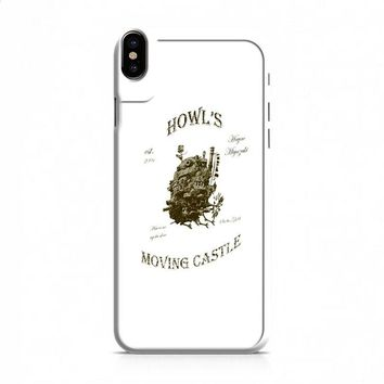 How's Moving Castle Studio Ghibli iPhone X case