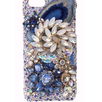 Genuine Swarovski iPhone 6 Plus Case - TONI