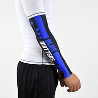 Blue Matters Thin Blue Line Arm Sleeve (Right Arm)