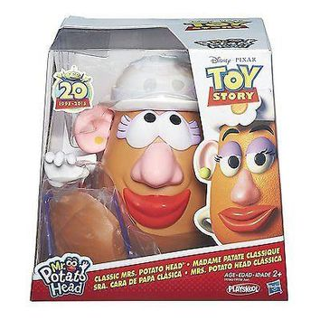 Mr. Potato Head Toy Story 3 Classic Mrs. Potato Head Figure