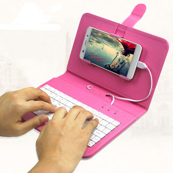 keyboard case cover for any phone