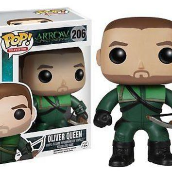 Funko POP TV: Arrow - Oliver Queen Vinyl Figure